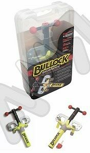 Ant-Itheft System To Pedals Bullock Excellence - Model X - Renault Captur