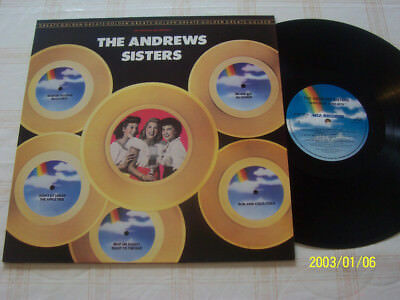 The Andrews Sisters Golden Greats(Lp)