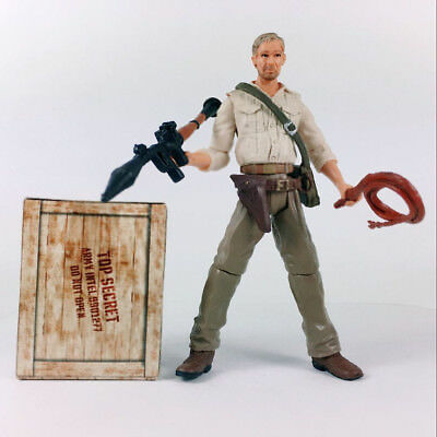 "New Indiana Jones Raiders of the Lost Ark 3.75""Action Figure Toys Gift"