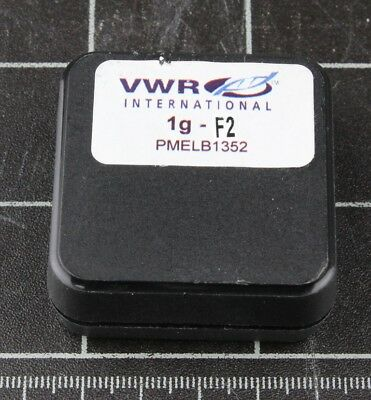 VWR Collection 1gram Calibration Weight, Class F2