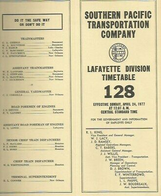 illinois central gulf midwest division employee timetable 5 1984