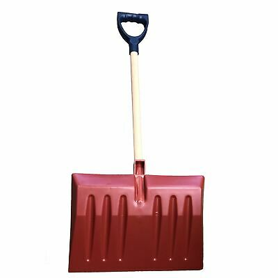 10 Snow Leaf Grass Shovel Scoop Remover Removal Clearer Clearing Sml Handle