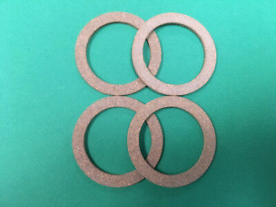 Lot of 4 John Deere A AR B BR D G GP H 50 60 Tractor Sediment Bowl Gasket C1778R