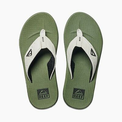 c15f35768d27 Reef Mens Flip Flops.phantoms Water Friendly Arch Support Thongs Sandals 8S  46 R
