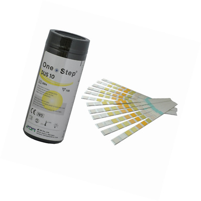 Parameter Professional/ GP Urinalysis Multisticks Urine Strip Test Stick Strips