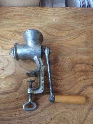 Antique Table Mincer