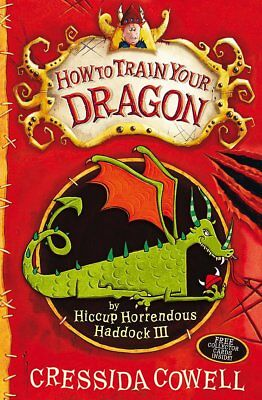 How To Train Your Dragon: Book 1 by Cressida Cowell (Paperback, 2010)
