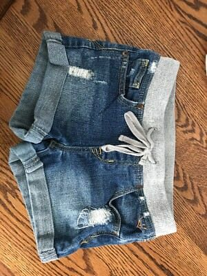 Justice Girls 10R Jean Shorts
