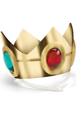 Super Mario Brothers Princess Peach Crown Accessory