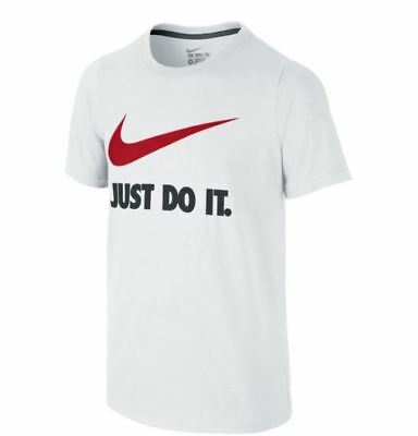 Nike Kids Just Do Swoosh T Shirt, Various Colors & Sizes