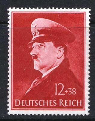 Germany 1941 Hitler's 52nd Birthday and Culture Fund - Mint hinged - (107)