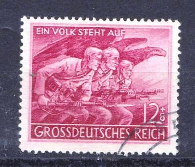 Germany 1945 Mobilization of Home Guard - Used - Cat £4.25 - (145)