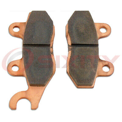 Front Ceramic Brake Pads 2011-2015 Yamaha TTR230 Set Full Kit T V W X Y A B vk