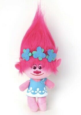 "Trolls Poppy Plush Stuffed Animal Toy Doll 9"" DreamWorks US Seller"