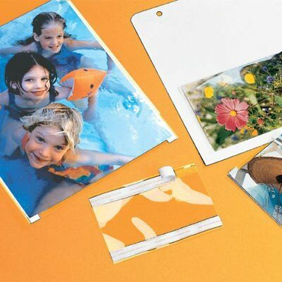 Lineco Photo Mounting Sleeves 5 in. x 7 in. pack of 25, New, Free Shipping