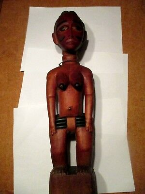 Rare African Carving