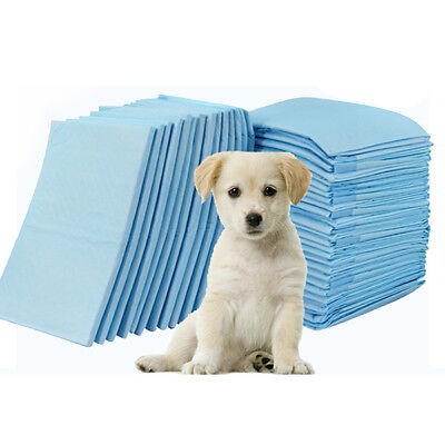 150 30x30 XL FIRST QUALITY Puppy Dog Wee Wee Training Pee/Incontinence Pads 38gr