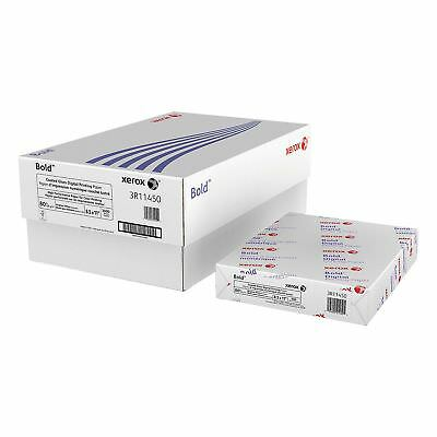 Xerox Bold Coated Gloss Digital Printing Office Paper, Letter, White, 500 Shee