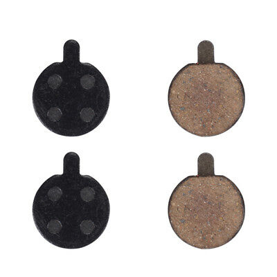 2x 0.9x0.7inch Bicycle Brake Pads Bike Brakes Friction Pad for ZOOM DB280