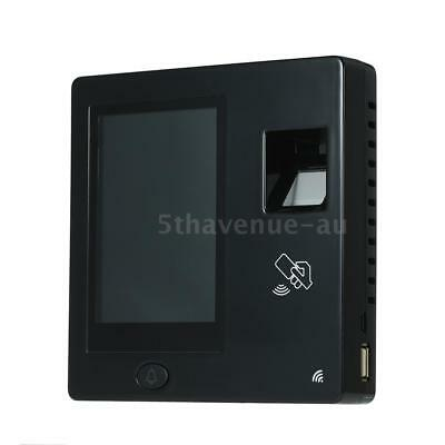 Fingerprint Time Attendance Machine With One Card Reader DC5V TCP/IP H2M7