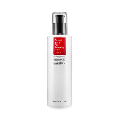 [COSRX] Natural BHA Skin Returning A Sol - 100ml