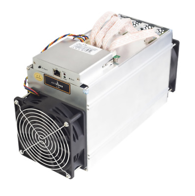 7 Tag Cloud Mining, Bitmain Antminer L3+ Scrypt-Miner 504 MH/s