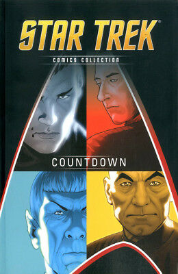 fumetto  STAR TREK COMICS COLLECTION GAZZETTA DELLO SPORT numero 1