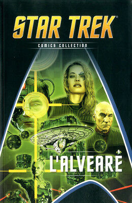 fumetto  STAR TREK COMICS COLLECTION GAZZETTA DELLO SPORT  3