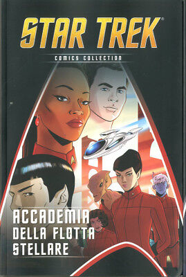 fumetto  STAR TREK COMICS COLLECTION GAZZETTA DELLO SPORT numero 8