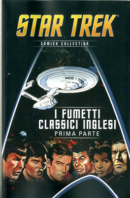 fumetto  STAR TREK COMICS COLLECTION GAZZETTA DELLO SPORT numero 10