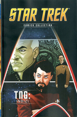 fumetto  STAR TREK COMICS COLLECTION GAZZETTA DELLO SPORT numero 11