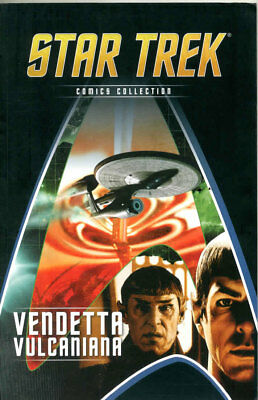 fumetto  STAR TREK COMICS COLLECTION GAZZETTA DELLO SPORT numero 14