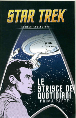 fumetto  STAR TREK COMICS COLLECTION GAZZETTA DELLO SPORT numero 15