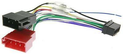 Sony to ISO 16 Pin Harness, suits Sony model head units 2013 on