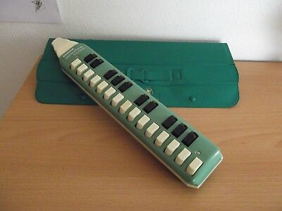 Hohner melodica soprano Metallausführung - Made in Germany
