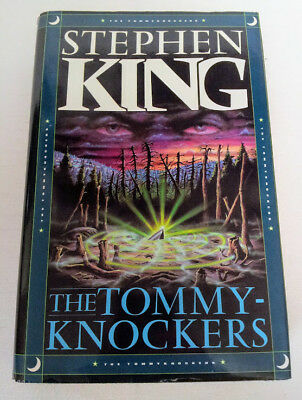 The Tommy Knockers by Stephen King (Hardback, 1988) UK First Edition