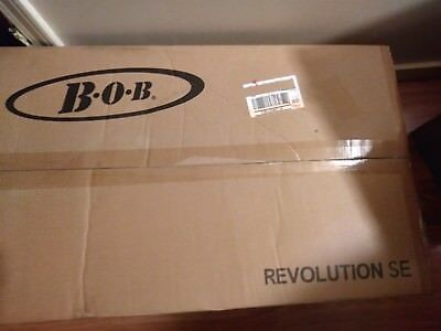 BOB Revolution SE Jogging Stroller Black NEW IN BOX.