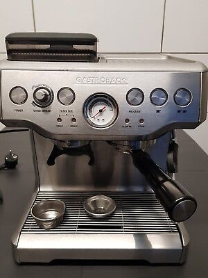 Gastroback 42612 Advanced Pro G Espressomaschine