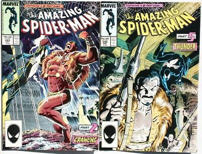 Amazing Spider-Man #293 - #294 - 1987 - Nm