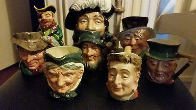 Toby Jugs collection