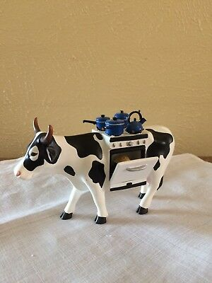 "Cow Parade ""Front Range""  #7742 from 2007, Original Box with tag"