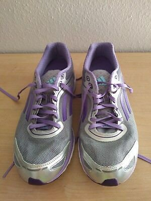 buy popular 98a20 b7f50 Adidas ADIZERO RUSH Running Shoe gym Womens Size 9.5