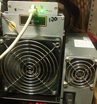 ****Antminer D3 Hash Boards****