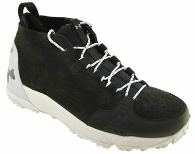 Under Leather Armour Shoes 001 Burnt 1276370 River Hiking Men's kXiuPOZ
