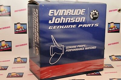 New Johnson Evinrude OEM 0778774 ALUMINUM PROP PROPELLER  12.25x15 12-1/4 RH