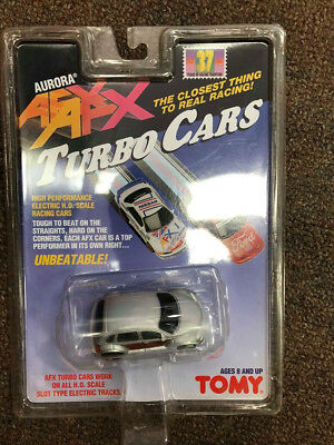 AFX SLOT CARS - New in Box  TURBO CARS
