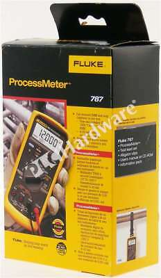 New Fluke 787 ProcessMeter Digital Multimeter Loop Calibrator Lead Set