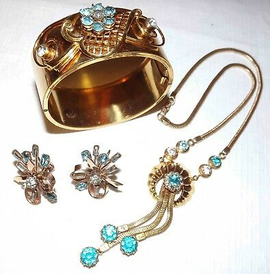 Beautiful Lot Of Vintage Gold Filled Jewelry Ready To Wear 67.6 Grams *lqqk*