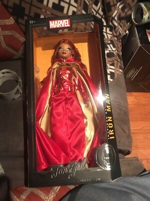 """Madame Alexander Collections  Marvel  Iron Man  """"Fan Girl"""""""