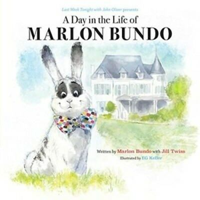 Last Week Tonight with John Oliver. A Day in the Life of Marlon Bundo {AUDIO}